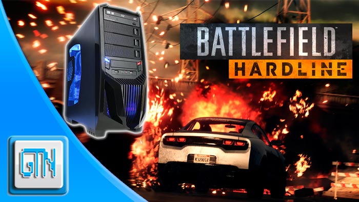 News: Battlefield Hardline Isn't A Port But Built For PC