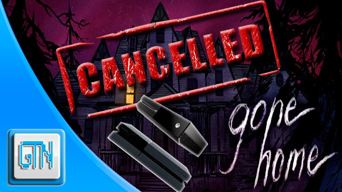 Gone Home PS4 Xbox One Cancelled