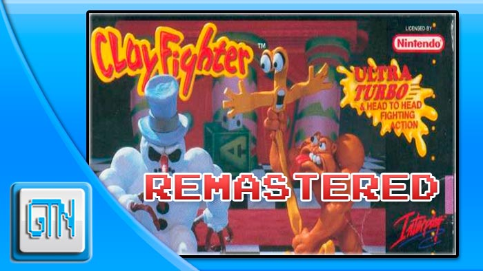 Clay Fighter Remasted Interplay
