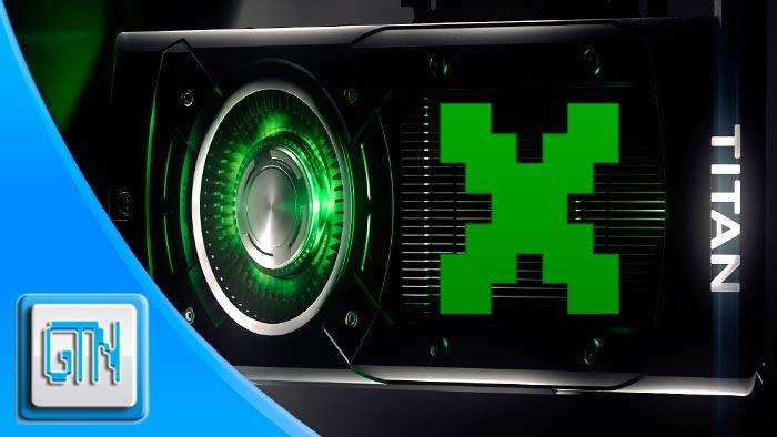 Titan X Nvidia Video Card 12 Ram