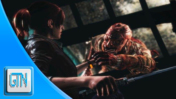 Claire Zombie Resident Evil Revelations 2