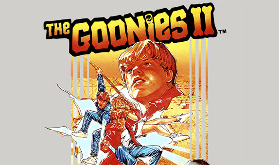 The Goonies II Konami Theme Song