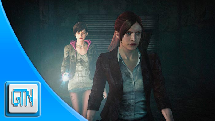Claire Graphics Looks Resident Evil Revelations 2