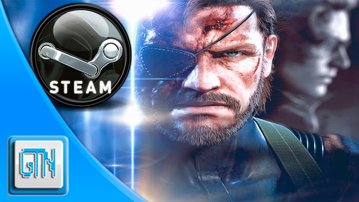 Metal Gear Solid V Steam Release Date PC
