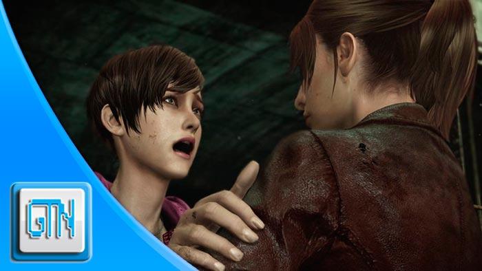 Claire Resident Evil Revelations 2 story