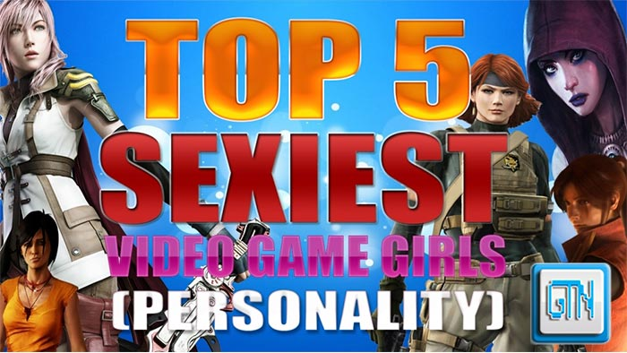 Top 5 Sexiest Video Game Girls